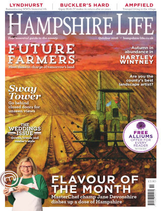 Hampshire Life October 2016