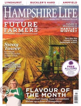 Hampshire Life October 2016