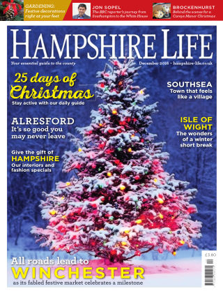 Hampshire Life December 2016