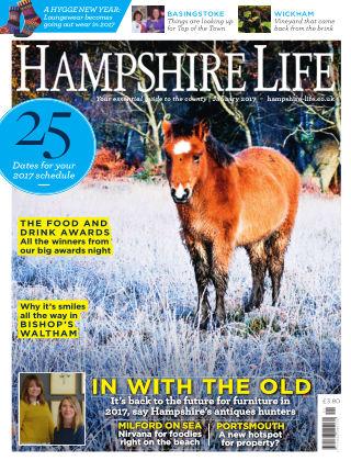 Hampshire Life January 2017