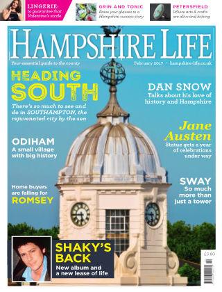 Hampshire Life February 2017