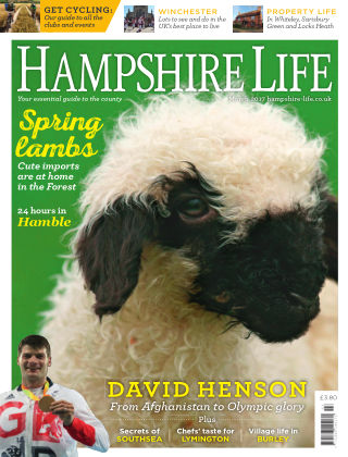 Hampshire Life March 2017