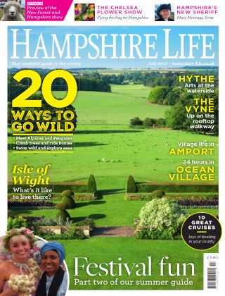 Hampshire Life July 2017