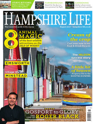 Hampshire Life August 2017