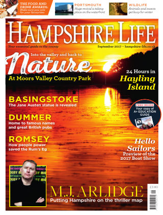 Hampshire Life September 2017