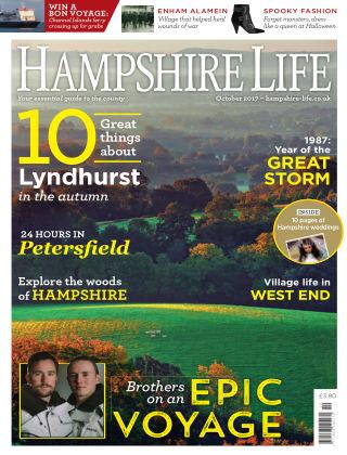 Hampshire Life October 2017