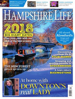 Hampshire Life January 2018