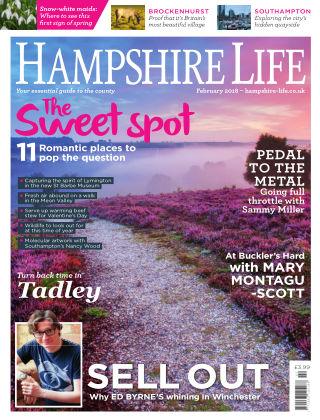 Hampshire Life February 2018