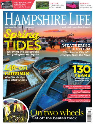 Hampshire Life March 2018