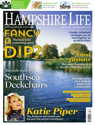 Hampshire Life April 2018