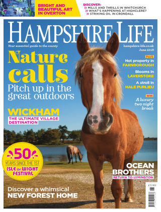 Hampshire Life June 2018