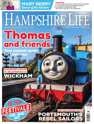 Hampshire Life July 2018
