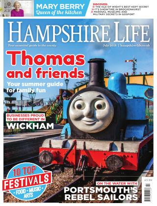 Hampshire Life July 2018