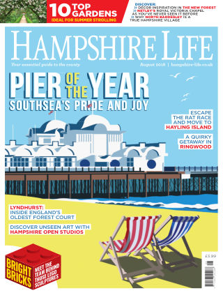 Hampshire Life August 2018