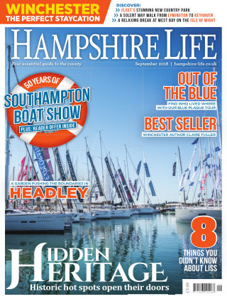 Hampshire Life September 2018