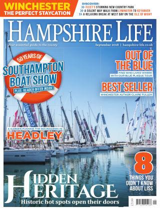 Hampshire Life September 2018