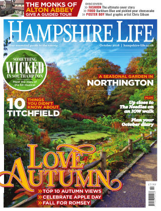 Hampshire Life October 2018