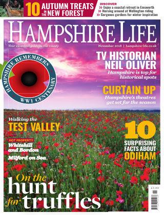 Hampshire Life November 2018