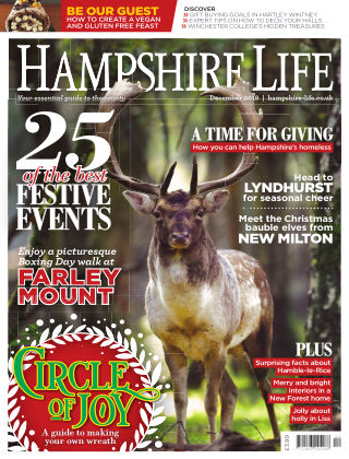 Hampshire Life December 2018