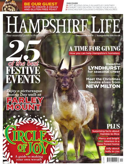 Hampshire Life November 21, 2018 00:00