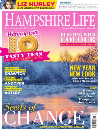 Hampshire Life January 2019