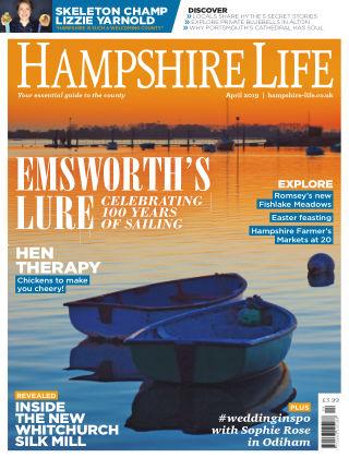 Hampshire Life April 2019
