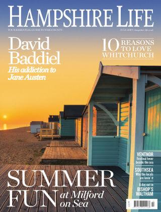 Hampshire Life July 2019