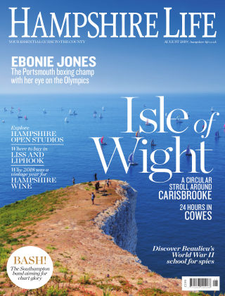 Hampshire Life August 2019