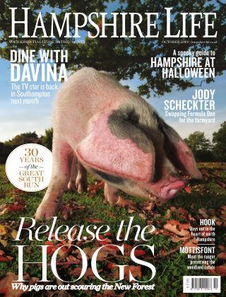 Hampshire Life October 2019