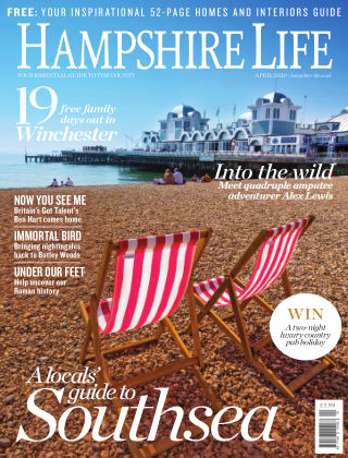 Hampshire Life April 2020