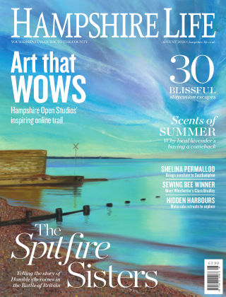 Hampshire Life August 2020
