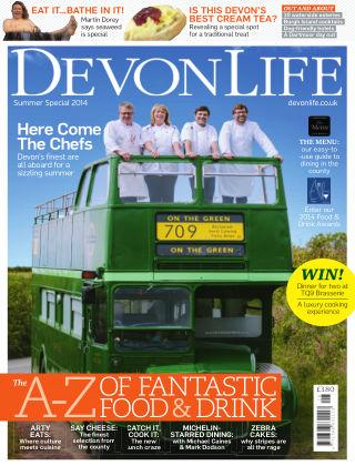 Devon Life Summer 2014