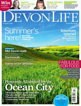 Devon Life August 2014