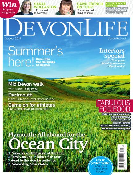 Devon Life July 31, 2014 00:00