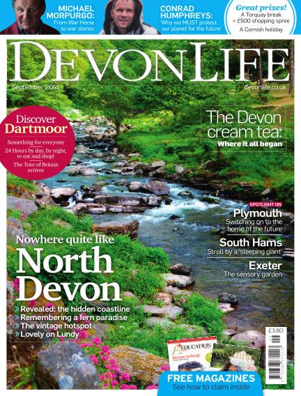 Devon Life August 28, 2014 00:00