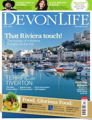 Devon Life July 2014