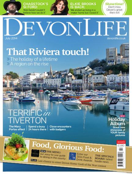 Devon Life June 05, 2014 00:00