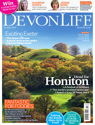 Devon Life October 2014