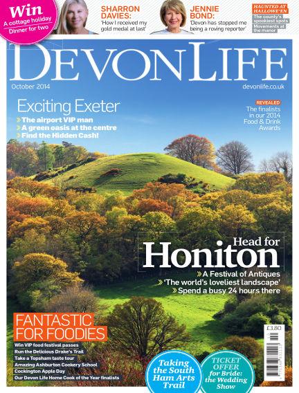 Devon Life September 25, 2014 00:00