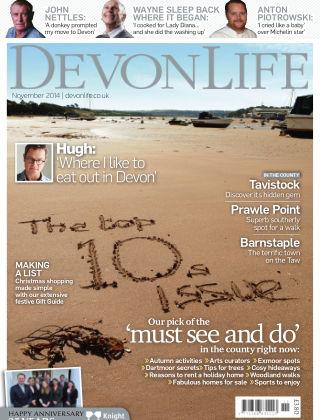 Devon Life November 2014