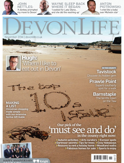 Devon Life October 23, 2014 00:00