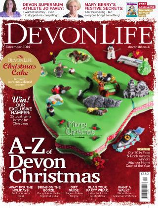 Devon Life December 2014