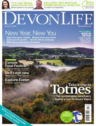 Devon Life January 2015