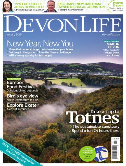 Devon Life December 18, 2014 00:00