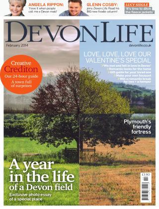 Devon Life February 2015