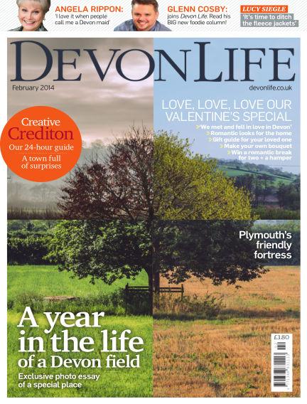 Devon Life January 15, 2015 00:00