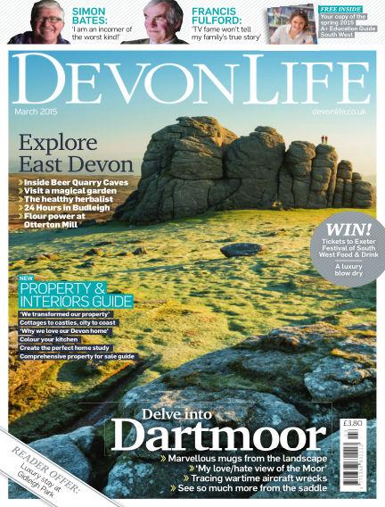 Devon Life February 12, 2015 00:00
