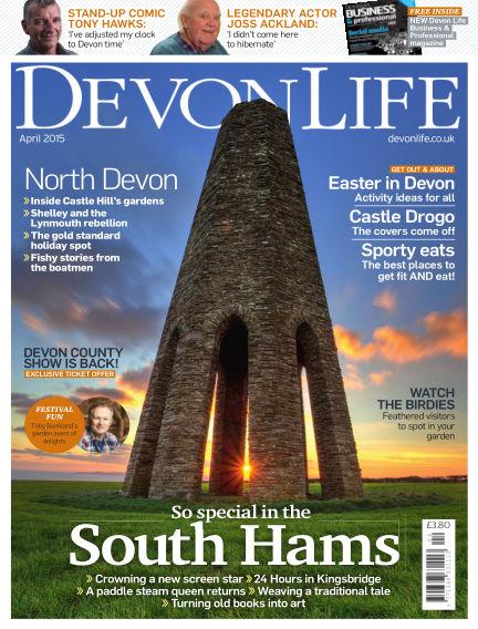 Devon Life March 12, 2015 00:00