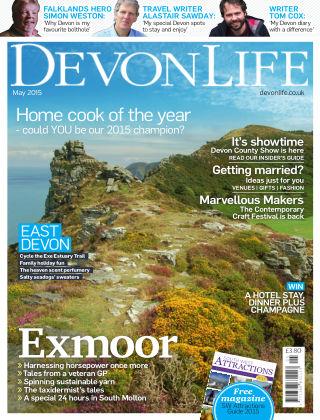 Devon Life May 2015