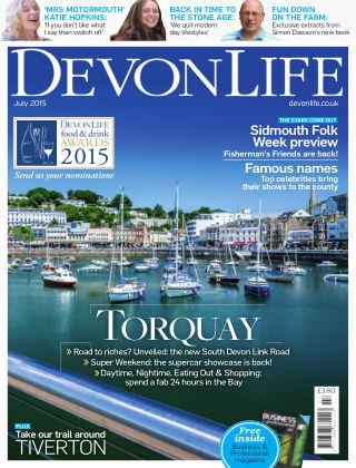 Devon Life July 2015